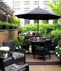 patio ideas traditional outdoor umbrella patio contemporary with