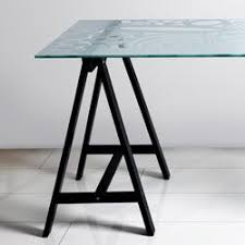 Ikea Glass Desk by 20 Best Desk Images On Pinterest Glass Tables Desk And Home Office