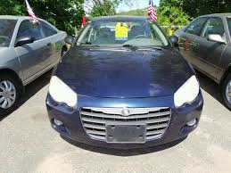 blue chrysler sebring in connecticut for sale used cars on
