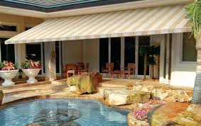 Retractable Awning With Screen Retractable Screens Solar Shades U0026 Motorized Retractable Awnings