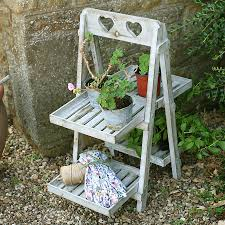 plant stand garden stands forts tier wooden flower stand herb