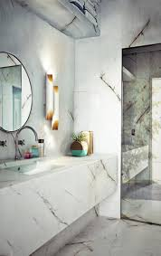 trends for your contemporary bathroom lighting
