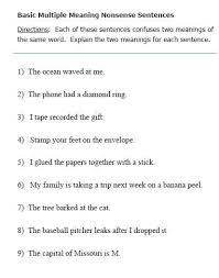 Meaning Words Worksheets Meaning Words Worksheets Meaning Words