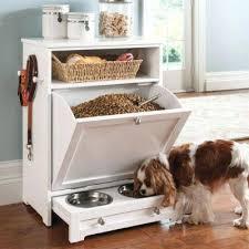 Food Storage Cabinet Awesome Pet Food Cabinet U2013 Blckprnt