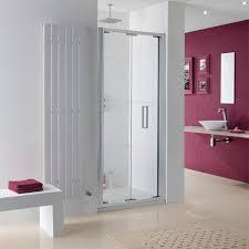 Lakes Shower Door Lakes Coastline Bergen Bi Fold Shower Door 900mm 8hb090 05
