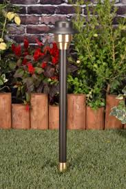 12 Volt Landscape Lights Centaurus 4 By Unique Lighting Systems 12 Volt Brass Path Light