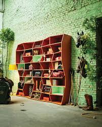 Stylish Bookshelf Zigzag Bookshelf By Henrique Steyer Is Snazzy But Trendy