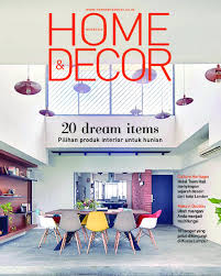 home u0026 decor indonesia magazine january 2016 scoop