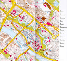 Germany City Map by Bremen Map Detailed City And Metro Maps Of Bremen For Download