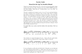 reach for the top sheet music piano pronto publishing