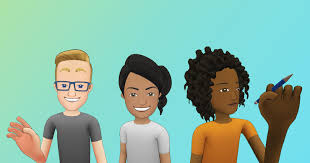try new hairstyles virtually 360 degree facebook spaces the vr world is bizarre glorious and exactly