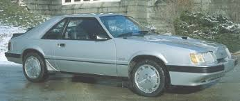 1984 mustang svo value we ford s past present and future 1982 1986 ford mustang