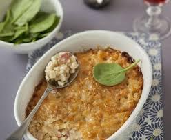 cuisiner les crozets gratin de crozets savoyard recette de gratin de crozets savoyard