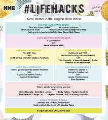 start your future career in fashion with nme u0027s lifehacks event