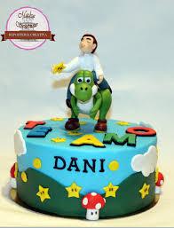 mario cake toppers mario cake topper 16 cakes cakesdecor