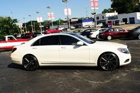 mercedes s550 sale 2014 mercedes s550 4matic awd turbo white sedan