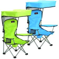Kelsyus Premium Canopy Chair Red by Outdoor Folding Chair With Canopy Best With Umbrella Renate