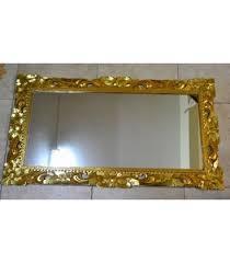 specchi con cornice specchio cornice oro emporio d oltremare
