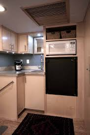 cer trailer kitchen ideas engineer turns trailer into luxurious diy cer