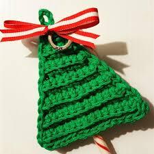 crochet christmas image result for crochet christmas silverware holders more