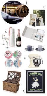 wedding gift guide a luxury 5 fab wedding gift ideas onefabday