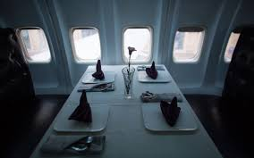 china unveils country u0027s first airplane restaurant inside a boeing