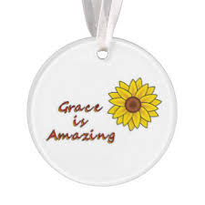 amazing grace ornaments keepsake ornaments zazzle