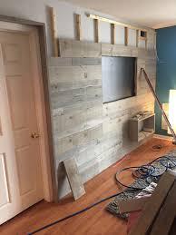 barnboard style feature wall album on imgur