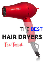 travel hair dryer images Guide to the best travel hair dryer 2018 family travel blog png