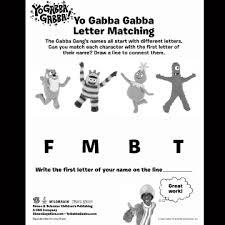 yo gabba gabba books cordelia evans tina gallo sheila