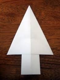 money origami christmas tree