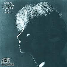 barbra streisand barbra streisand u0027s greatest hits vol 2