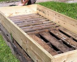 How To Install A Raised Garden Bed - build a simple elevated garden bed food galleries paste