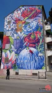 412 best street art images on pinterest street art murals and miami el devenir the second mural by liqen for sanba festival in san basilio rome spanish artist liqen was contributing to the ongoing sanba festival by