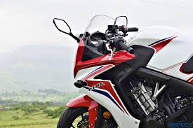 cbr india honda cbr650f india review value uncorked motoroids