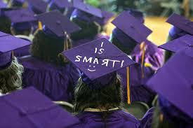 cap and gown decorations graduation cap decoration ideas how to decorate your grad hat