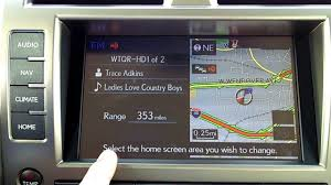 2015 lexus gx 460 warranty lexus gx460 customize navigation home screen youtube