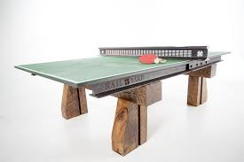 wood for table tennis table custom ping pong table design from reclaimed wood and steel