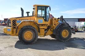 hjullastare volvo l120f 10 ps auction