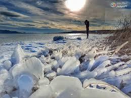 frozen croatia