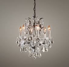 Small Chandeliers For Closets Small Chandelier And Within Chandeliers Plan 3