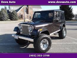 used jeep wrangler omaha used jeep cj for sale in omaha ne from 4 200 to 35 000
