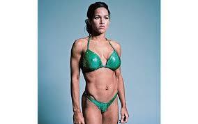 bikinis and biceps the world of female bodybuilders telegraph