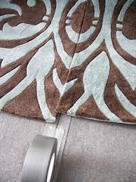 Brown And Blue Area Rug by Living Room Area Rugs And Decorating Ideas Founterior