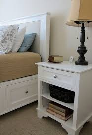 Night Stand Design Fresh In Classic Target White Nightstand Modern