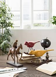 100 warmdesign warm design std kuş figürlü dekoratif biblo