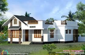 Confidential Contemporary Single Floor Kerala Home Design Kerala