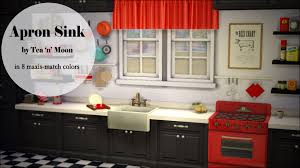 Sims 3 Kitchen Ideas Sims 4 Cc U0027s The Best Hand Me Down Counters By Servobride Sims