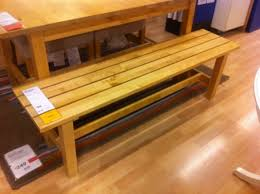 ikea bench dear ikea what have you done with the lagan northstory