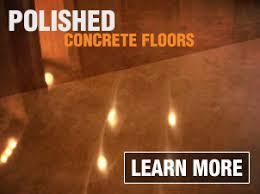 polished concrete floors milwaukee waukesha green